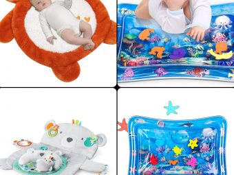 11 Best Tummy Time Mats in 2021