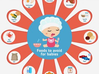 15 Foods To Avoid Feeding Your Baby