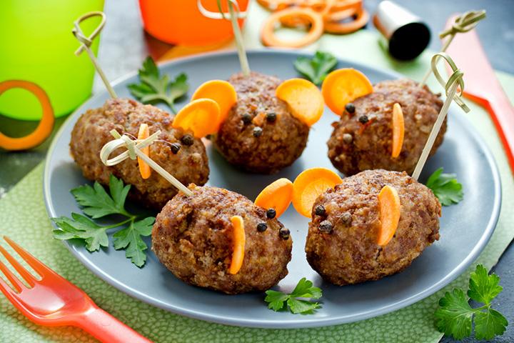 When Can Babies Eat Meatballs